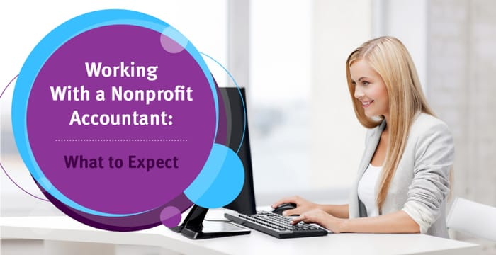 Working with a nonprofit accountant